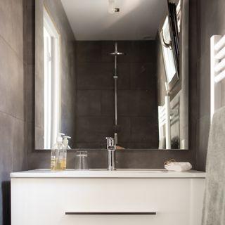 Chambre d'hôte Opio Sophia Cote d'azur Mini Villa Jane Austen bathroom