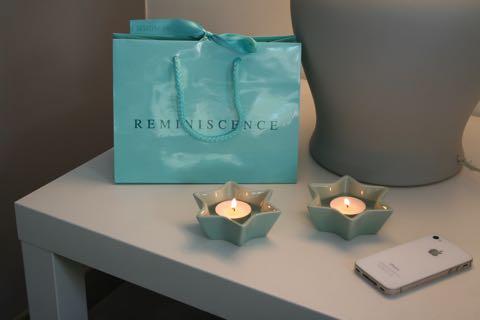 Chambre d'hôte Opio Sophia Cote d'azur Mini Villa Jane Austen ambiance bougies